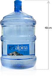 アルピナウォーター 5ガロンボトル