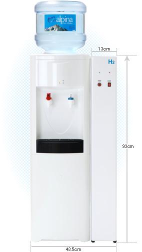 アルピナウォーター 水素水